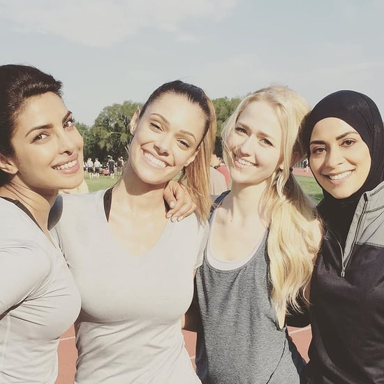 Quantico Cast Instagram Photos