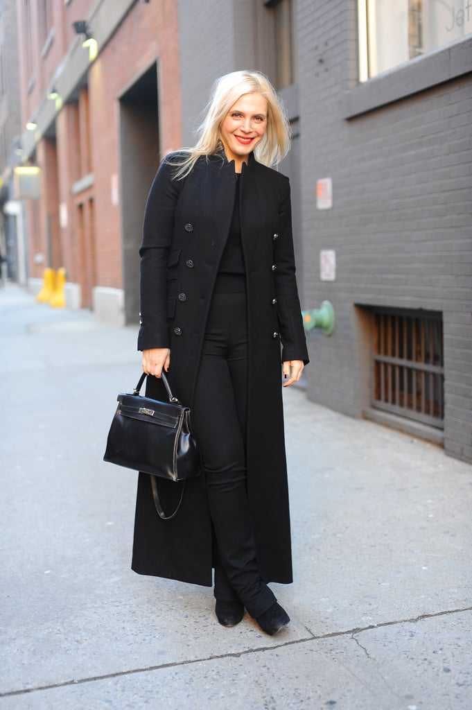 A simple but well-executed style will still get you noticed.