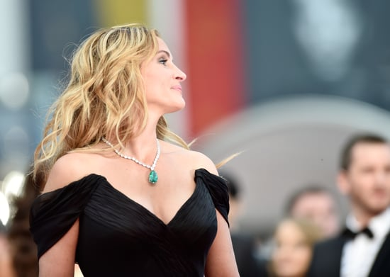 Julia Roberts Went Barefoot at Cannes Because She's Julia Roberts & Does What She Wants