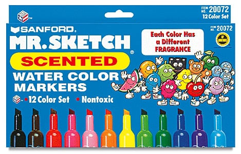 Mr. Sketch Scented Markers