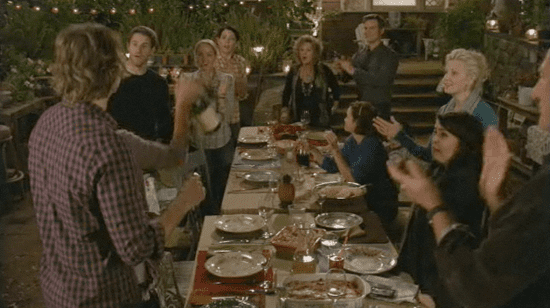 NBC's Parenthood: The Bravermans Are One Big Happy (Meddling) Family