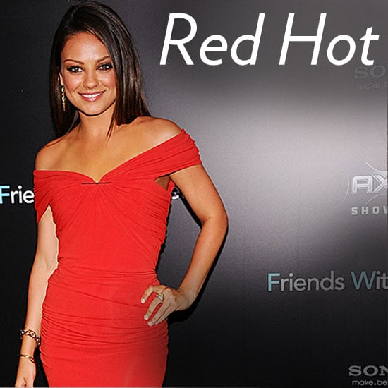 Celebrities Wearing Red 2011-07-30 06:00:23
