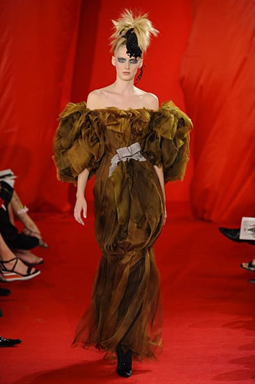 Christian Lacroix Bugs Out for Fall 2008 Couture
