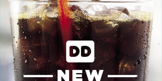 Cold Brew Iced Coffee Is Coming To Dunkin' Donuts