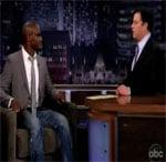 Taye Diggs Talks Fatherhood on Jimmy Kimmel Live