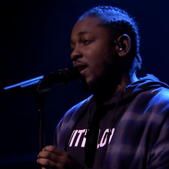 Kendrick Lamar Performs Untitled 2 on The Tonight Show 2016