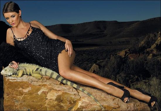 Alex Evans Wins Britain's Next Top Model