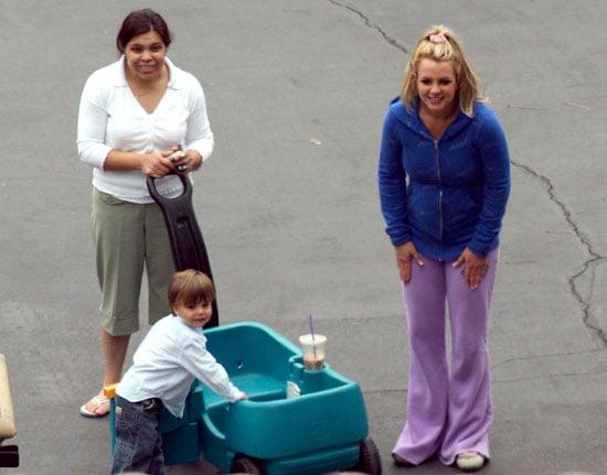 Бритни спирс беременна третьим фото
