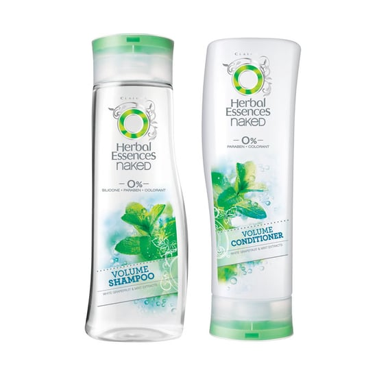 Product Review Herbal Essences Naked Shampoo and Conditioner