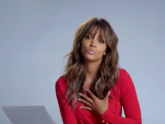 Watch Halle Berry's Dramatic Reading of Britney Spears' 'Oops! I Did It Again'