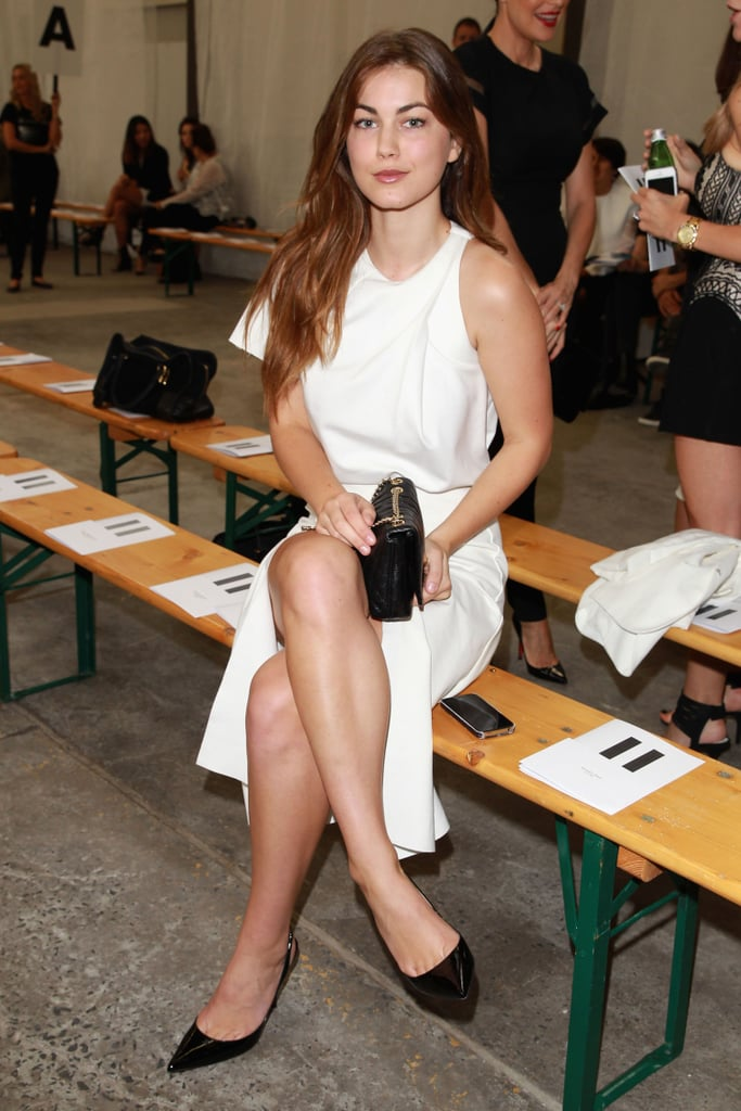 Charlotte Best at MBFWA Day Four