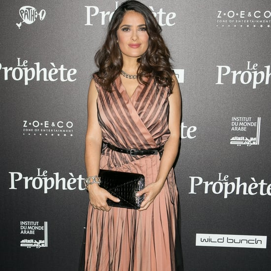 Salma Hayek's Daughter Is Growing Her Hair For a Good Cause