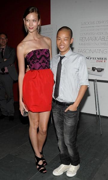 Karlie Kloss, Jason Wu