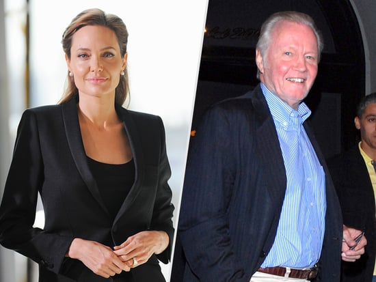 Jon Voight Loved Unbroken, Says He Wants Daughter Angelina Jolie Pitt to Direct Him One Day
