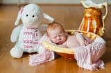 23 Beautiful Birth Announcement Gifts to Welcome a New Baby