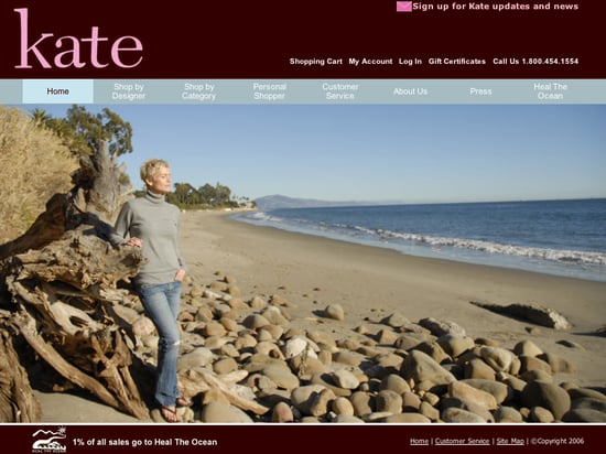 Fab Site: KateBoutique.com