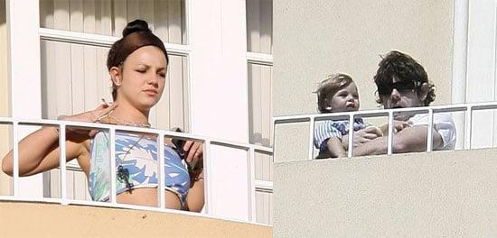 Britney's Revolving Door Of Relationships & Residences