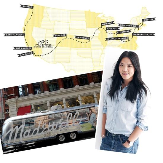Madewell Head Designer Kin Ying Lee