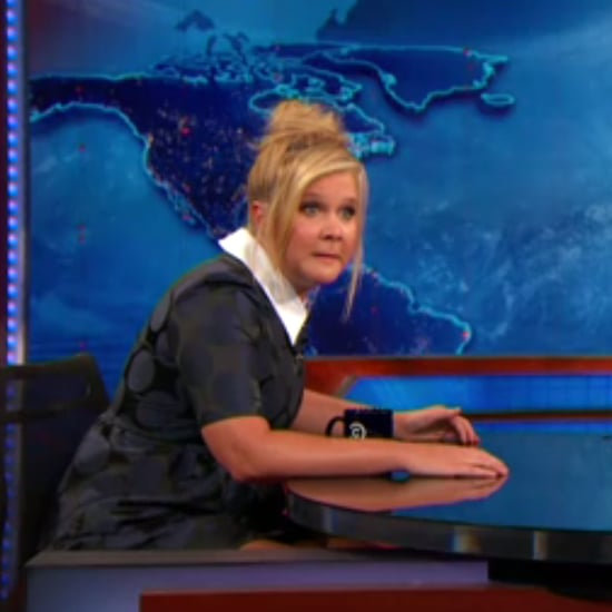 Amy Schumer Talks About Her Vacation With Jennifer Lawrence