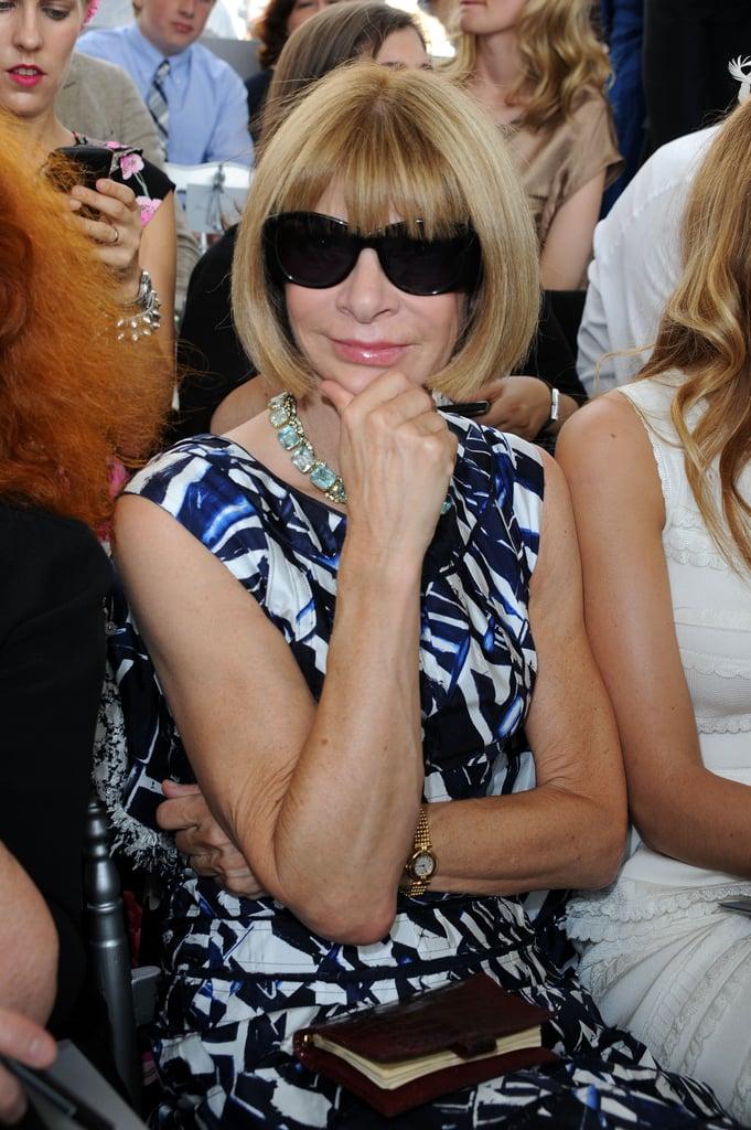 2010: Christian Dior Fall 2011 Couture Show