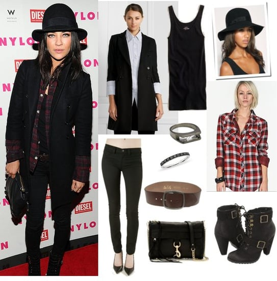 Jessica Szohr at Nylon's February Cover Party