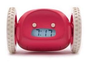 Raspberry Clocky Alarm Clock