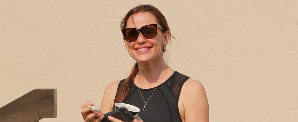 Jennifer Garner Can't Stop Smiling Amid Reports That She and Ben Affleck Called Off Their Divorce