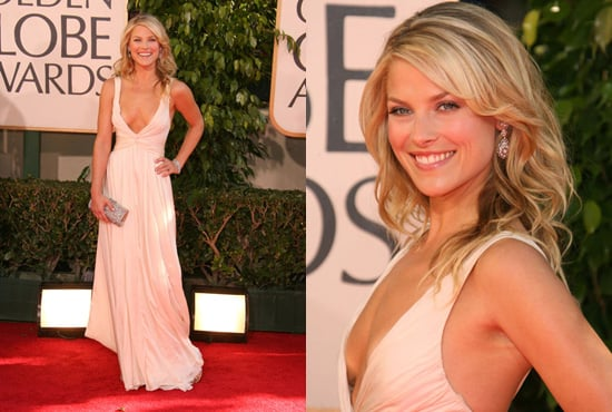 The Golden Globes Red Carpet: Ali Larter