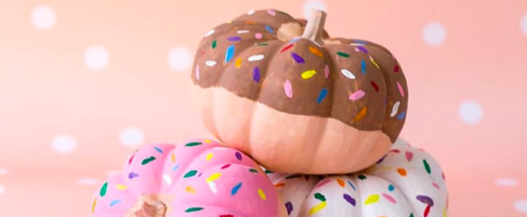 Doughnut Pumpkins Are the Epic Halloween Hybrid You Didn't Know You Needed