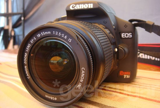The Canon Rebel T1i Stands Up to Its Predictions, Competitors