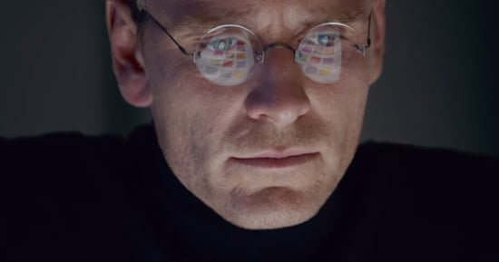 You Never See An iPhone In 'Steve Jobs,' But The Movie Is All About Them