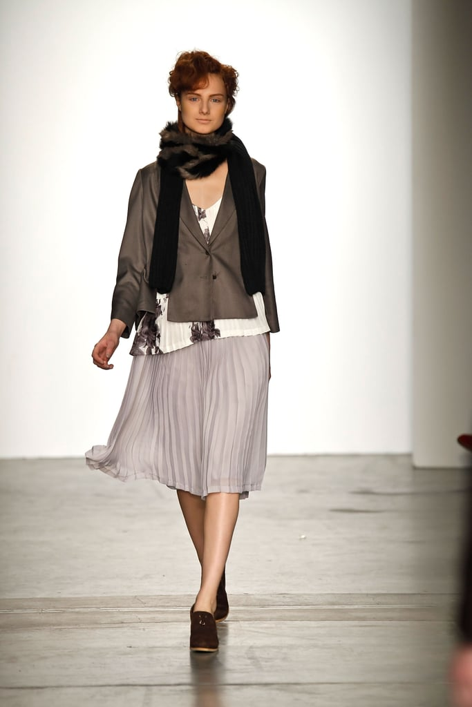 2011 Fall New York Fashion Week: Rachel Comey