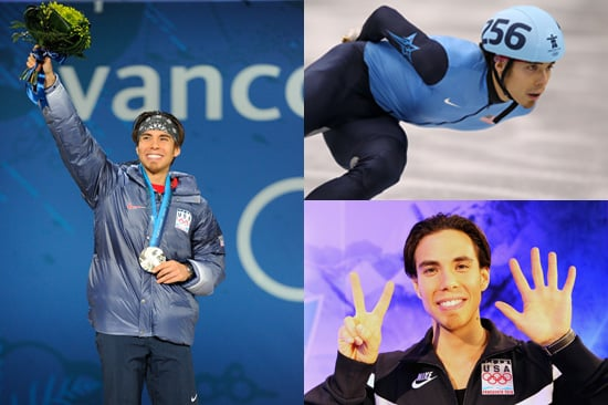 Olympic Speed Skater Apolo Ohno Gives Interview Through Twitter