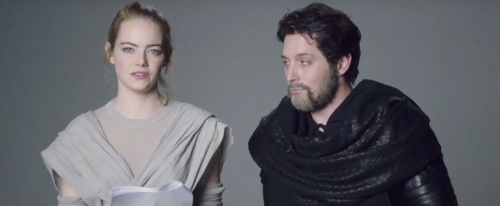 Watch Emma Stone, Jennifer Lawrence, and Shia LaBeouf Bomb Their Star Wars Auditions