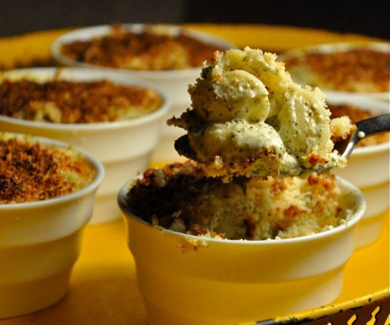 Recipe of the Day: Pesto and Goat Cheese Macaroni and Cheese