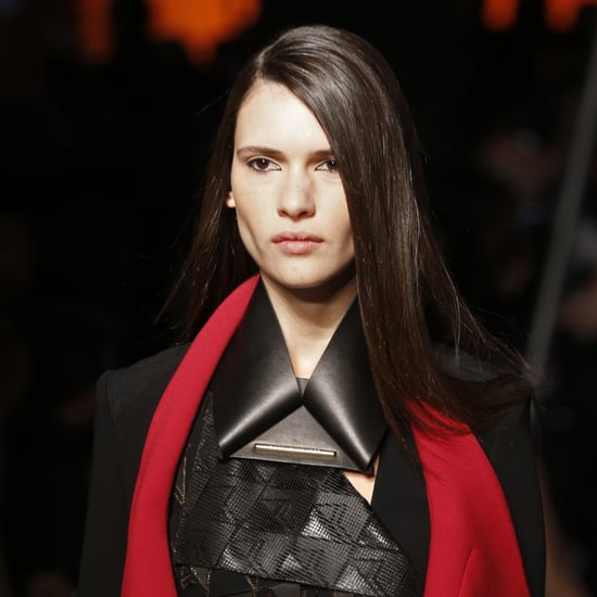 Roland Mouret Fall 2014 Hair and Makeup   Runway Pictures