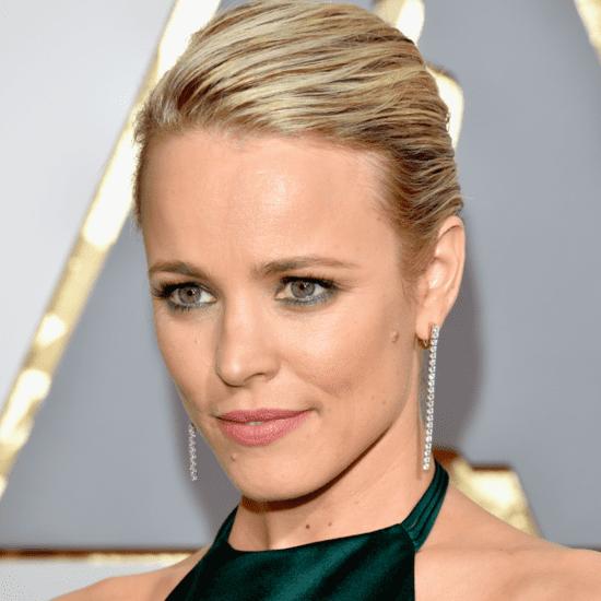 Rachel McAdams Chanel Makeup at the 2016 Oscars