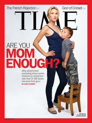 """Why All Moms are """"Mom Enough"""""""