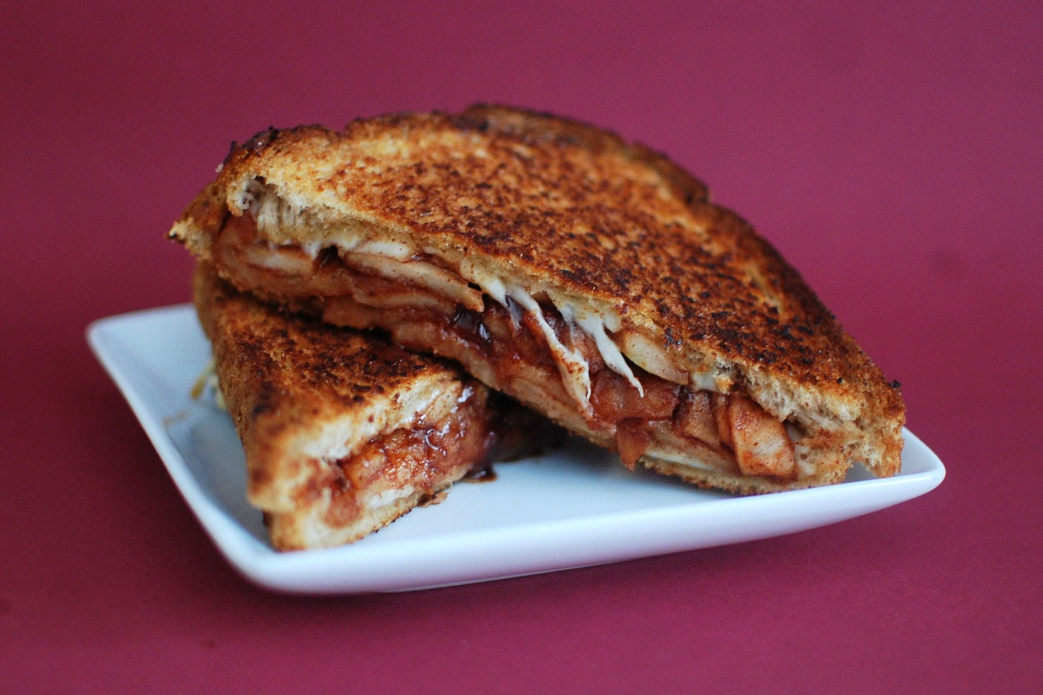 Caramelized Apple Grilled Cheese | 10 Grilled Cheese ...