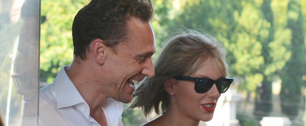Taylor Swift and Tom Hiddleston Made Out on Top of the Colosseum in Rome