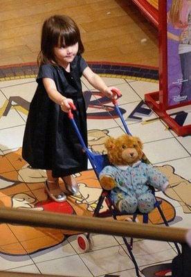 Suri Orders One Bear to Go