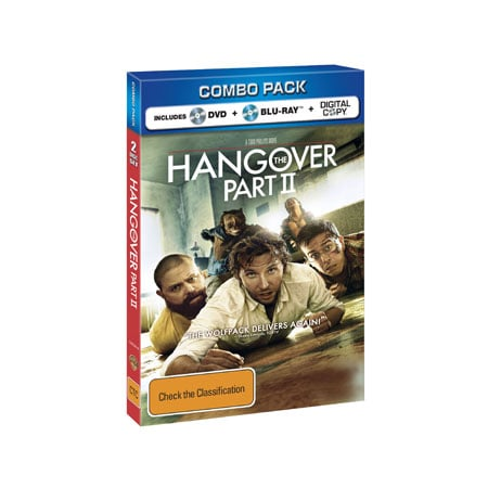 The Hangover Part 2 (DVD/Blu-ray/Digital Copy), $49.95