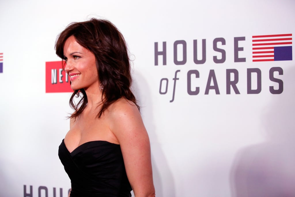 Rooney Shows Sisterly Support For Kate at the House of Cards Premiere
