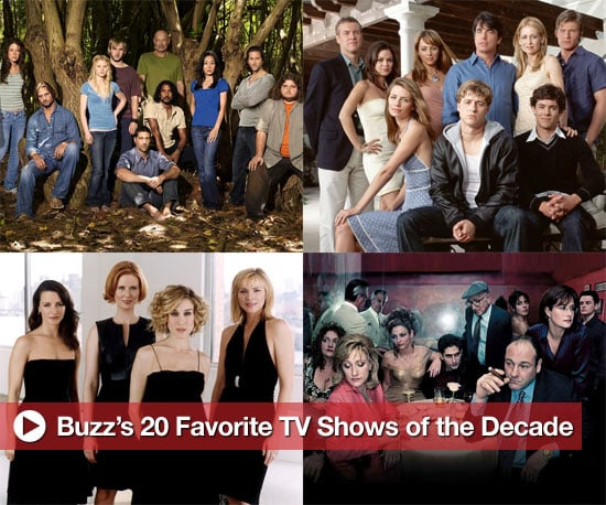 The Best TV Shows of the Decade 2009-12-15 16:30:49