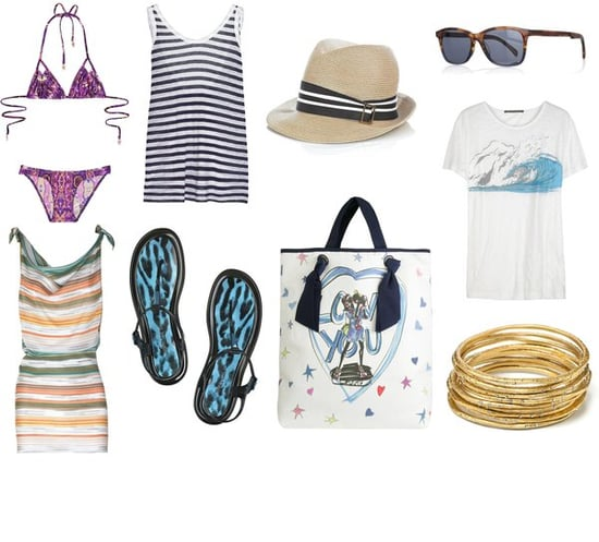 Shopping: Warm Weather Getaway