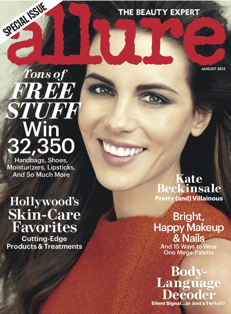 Kate Beckinsale Talks Beauty, Aging, and Her Daughter Lily in Allure