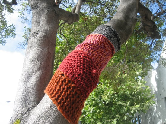 Midday Muse: Rogue Knitters Strike Again