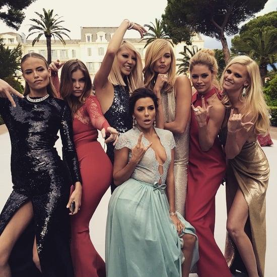 Models at Cannes Dubsmash Videos