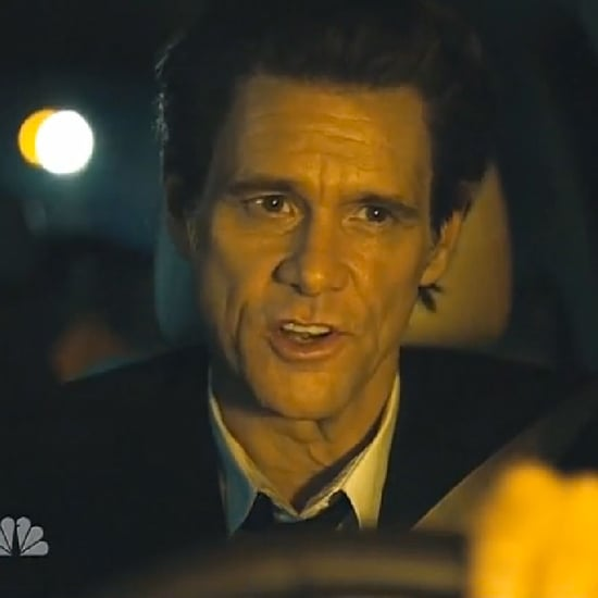 Jim Carrey as Matthew McConaughey in Lincoln Skit on SNL