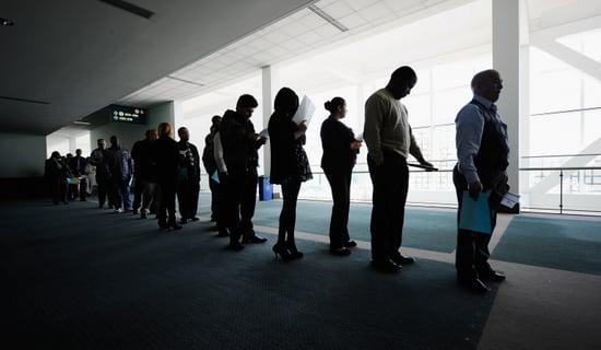 Unemployment Figures For November